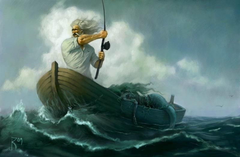 Старик и море смысл книги