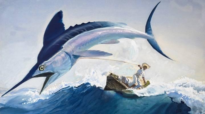 Старик и море смысл произведения