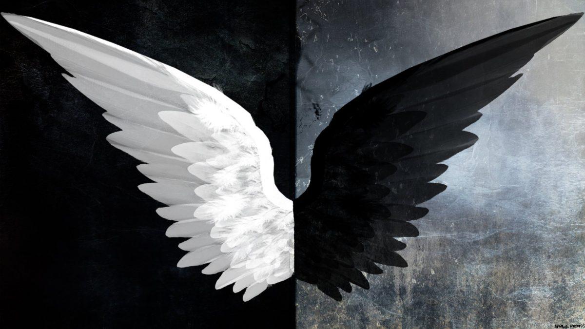 смысл песни а мы не ангелы парень