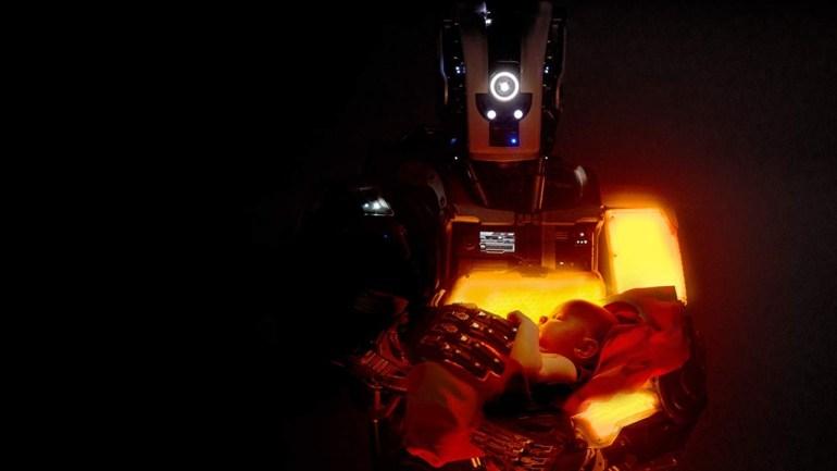 Смысл фильма Дитя робота