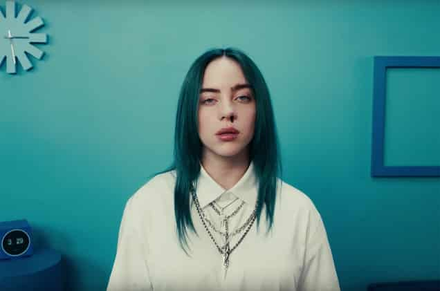 Смысл клипа bad guy - Billie Eilish
