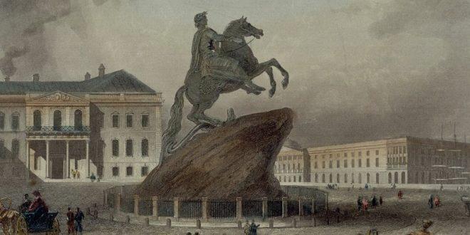 Смысл произведения Медный всадник - Пушкин