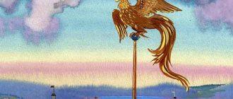 Смысл сказки Золотой петушок — Пушкин