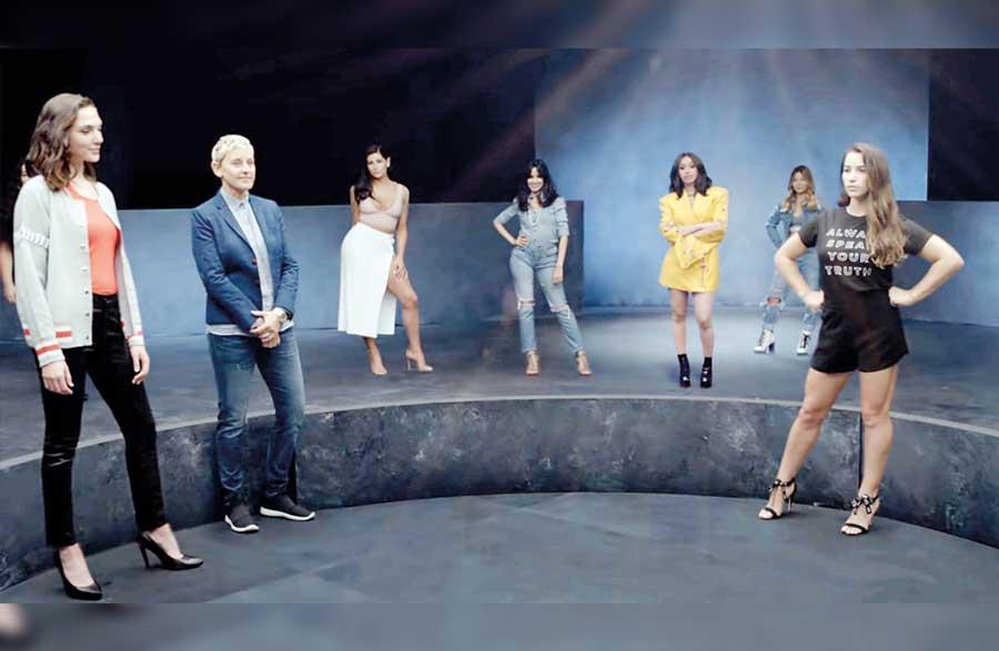 Кто снимался в клипе Girls Like You - Maroon 5