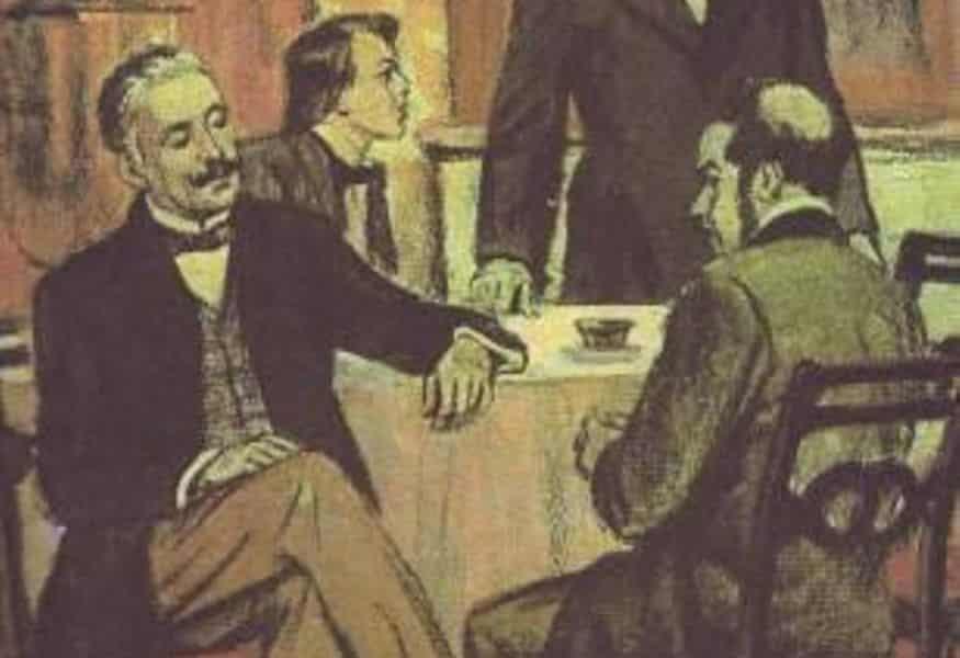 Очень краткое содержание романа Отцы и дети Тургенева