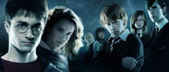 Фильмы похожие на Гарри Поттер