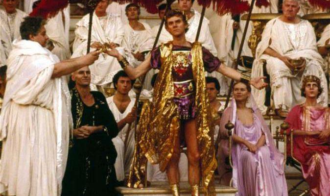 Фильмы похожие на Калигула 1979