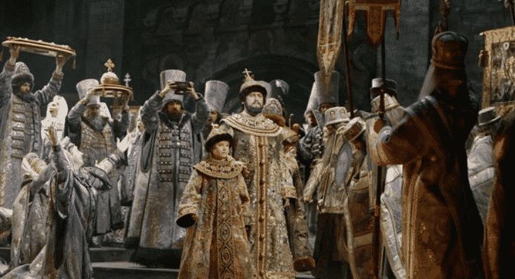 Смысл произведения Борис Годунов - Пушкина