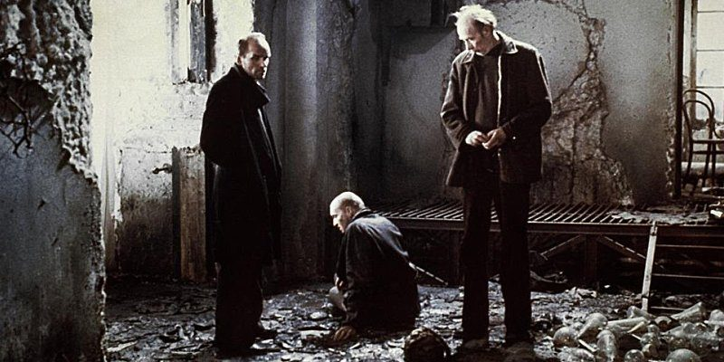 Смысл фильма Сталкер 1979 Тарковского