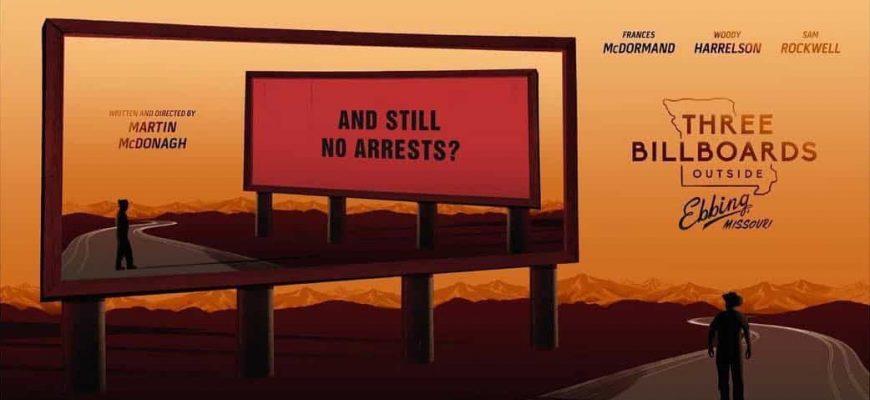 Смысл фильма Три билборда на границе 2017