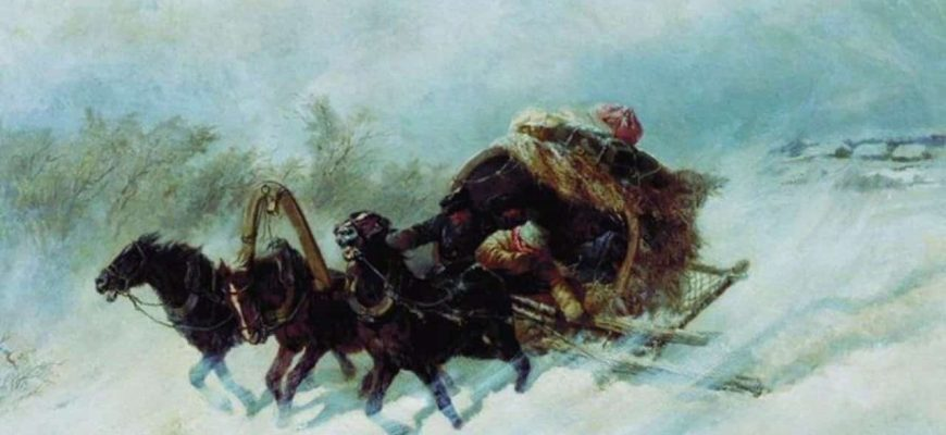 В чем смысл названия стихотворения Пушкина - Бесы