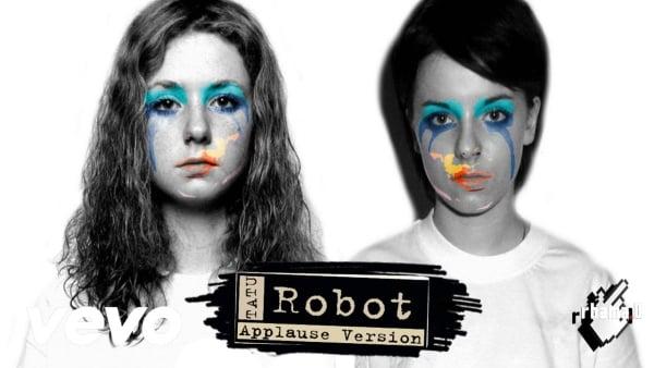 О чем песня Робот - Тату
