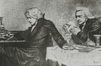 Смысл произведения Пушкина - Моцарт и Сальери