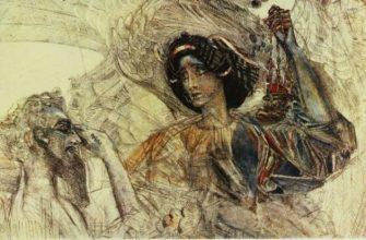 Смысл названия стихотворения Пушкина - Пророк