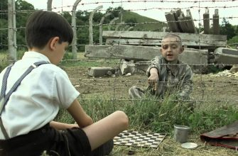 """О чем фильм """"Мальчик в полосатой пижаме"""""""