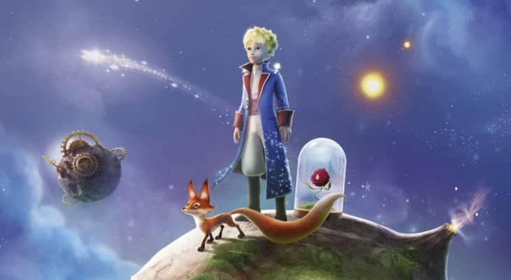 """Очень краткое содержание рассказа """"Маленький принц"""""""