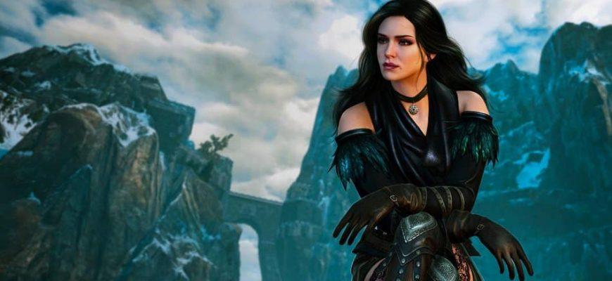 В какой серии Ведьмака Йеннифер станет красивой