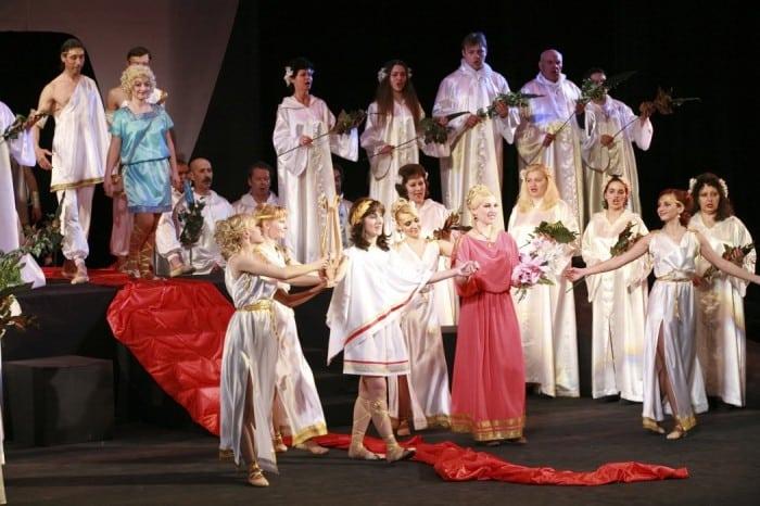 Краткое содержание оперы Орфей и Эвридика К. В. Глюка