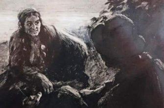 """Очень краткое содержание произведения """"Старуха Изергиль"""""""