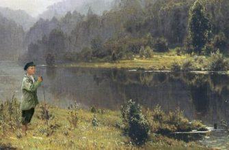 """Очень краткое содержание книги """"Васюткино озеро"""" Виктора Астафьева"""