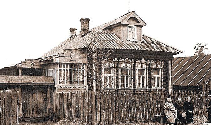 """Смысл рассказа """"Матренин двор"""""""