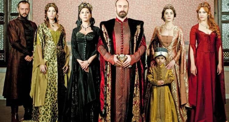 В какой серии Хюррем родит ребенка султану Сулейману