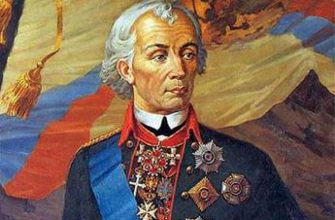 Биография Александра Васильевича Суворова: кратко, самое главное