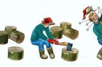 """Сочинение-рассуждение на тему """"Стёпа дрова колет"""""""