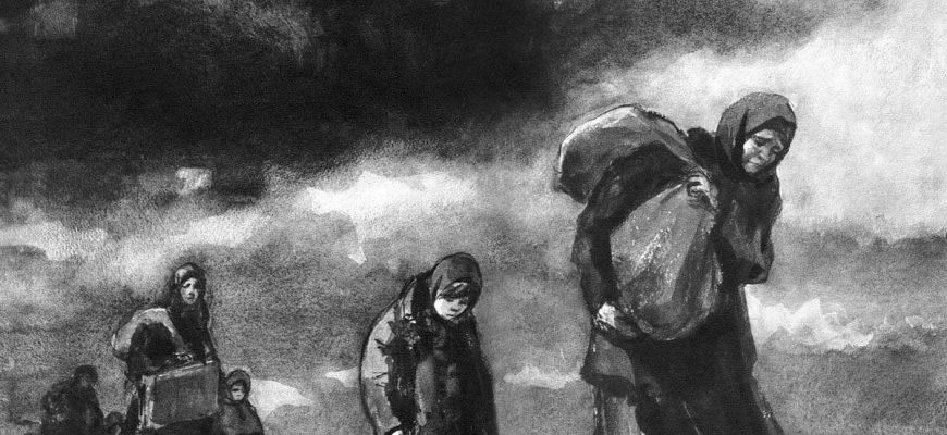 """Краткая история создания рассказа """"Судьба человека"""" Шолохова"""