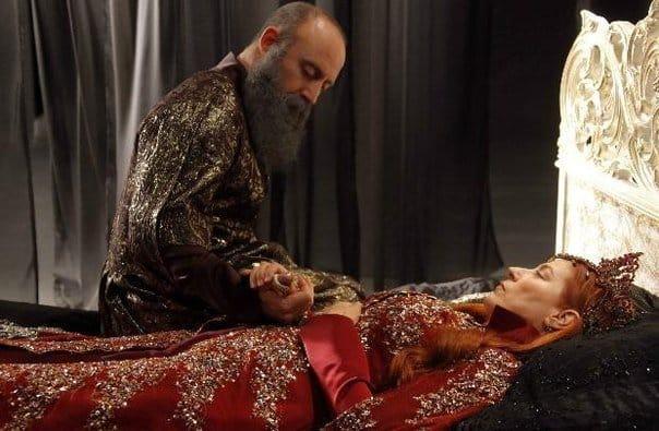 """В какой серии """"Великолепного века"""" умрёт Хюррем-султан?"""