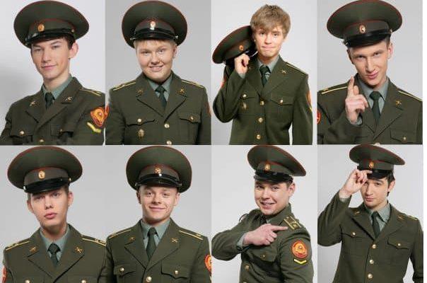"""В какой серии """"Кремлевских курсантов"""" появляется Макаров"""