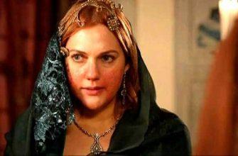 """В какой серии """"Великолепного века"""" Хюррем-султан сожгли лицо?"""