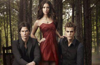 """В какой серии сериала """"Дневники вампира"""" Елена станет вампиром?"""