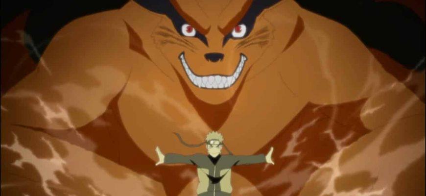 В какой серии Наруто подружится с Курамой?