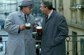 Где снимался фильм «Старики-разбойники»?
