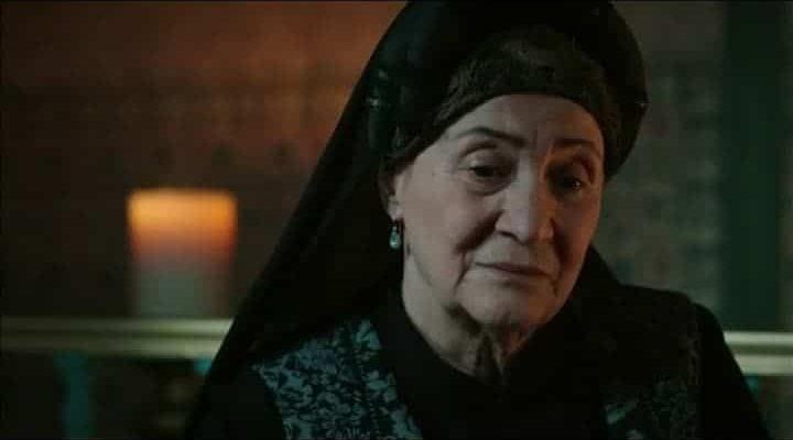 В какой серии умрет кормилица Афифе Хатун