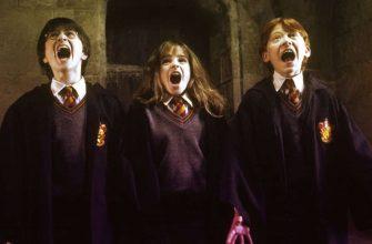 Описание хронологии выхода фильмов о Гарри Поттере.