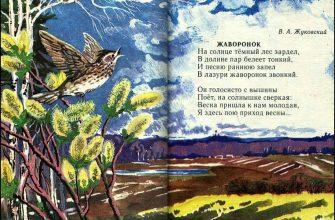 """Жаворонок"" Жуковского?"