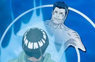 В какой серии умрет Кисаме, один из сильнейших мечников Тумана?