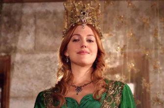 """В какой серии """"Великолепного века"""" Хюррем станет Валиде Султан?"""