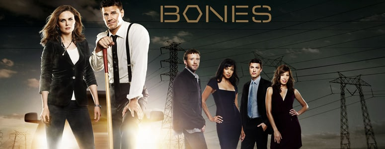 """В какой серии сериала """"Bones"""" Бут и Кости переспали"""