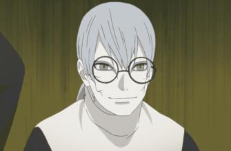 В какой серии Наруто умрёт Якуши Кабуто?