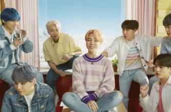 """Смысл песни """"Boy with love"""" группы BTS"""