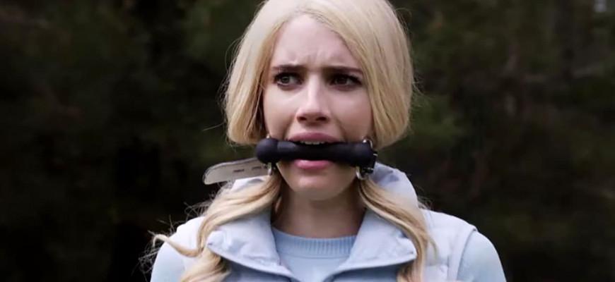 Как называется фильм, где люди выживают с кляпом во рту?