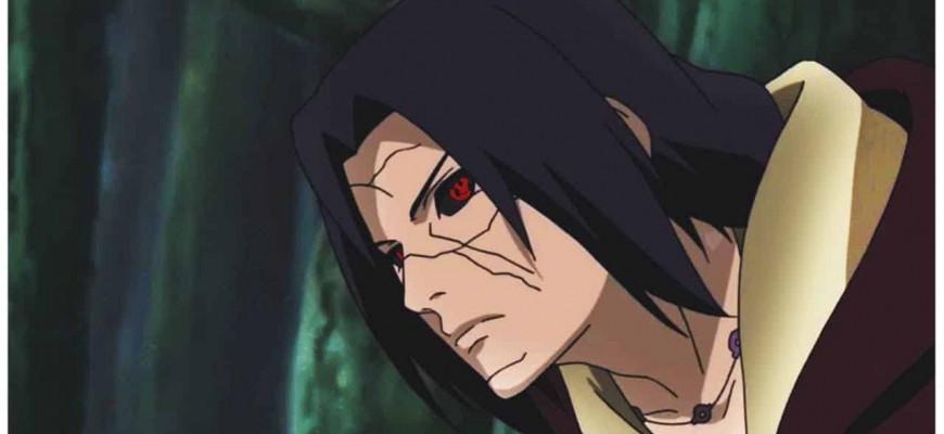 """В какой серии аниме """"Наруто"""" впервые появляется Итачи?"""
