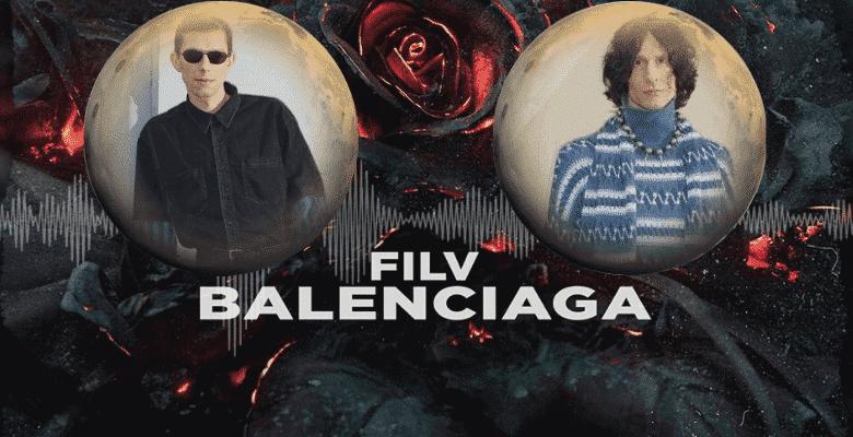 """Слова и текст песни FILV – """"BALENCIAGA"""""""