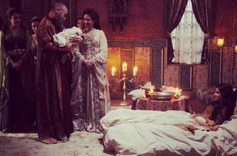 В какой серии Назенин родит наследника Сулейману?
