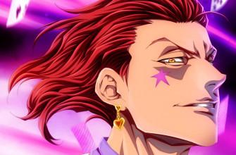 В каких сериях Hunter × Hunter появляется Хисока