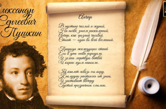 "Стихотворение ""Анчар"" А.С. Пушкин: история создания"