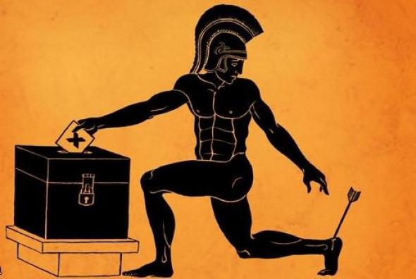 Что означает фразеологизм «Ахиллесова пята»